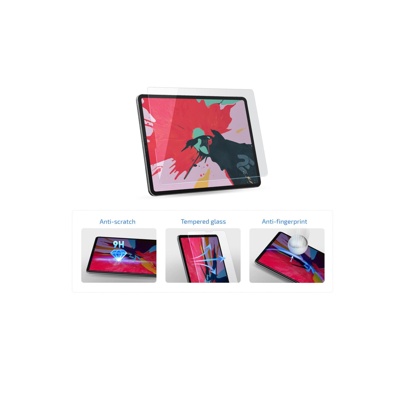 Стекло защитное 2E Xiaomi Mi Pad 4 WiFi / LTE, 2.5D, Clear (2E-MI-PAD4-LT25D-CL) изображение 3
