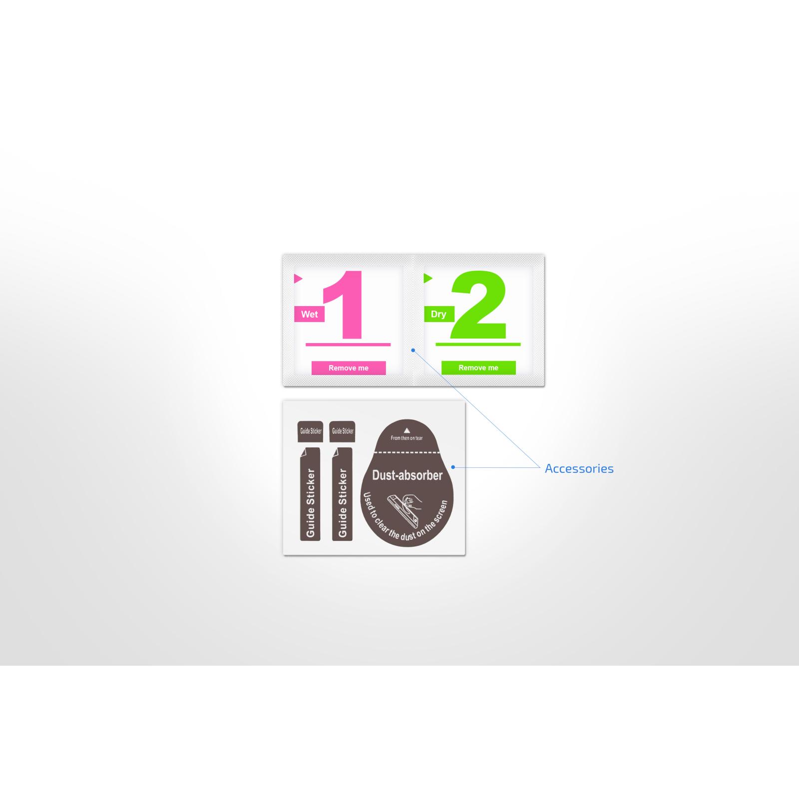 Стекло защитное 2E Xiaomi Mi Pad 4 WiFi / LTE, 2.5D, Clear (2E-MI-PAD4-LT25D-CL) изображение 4