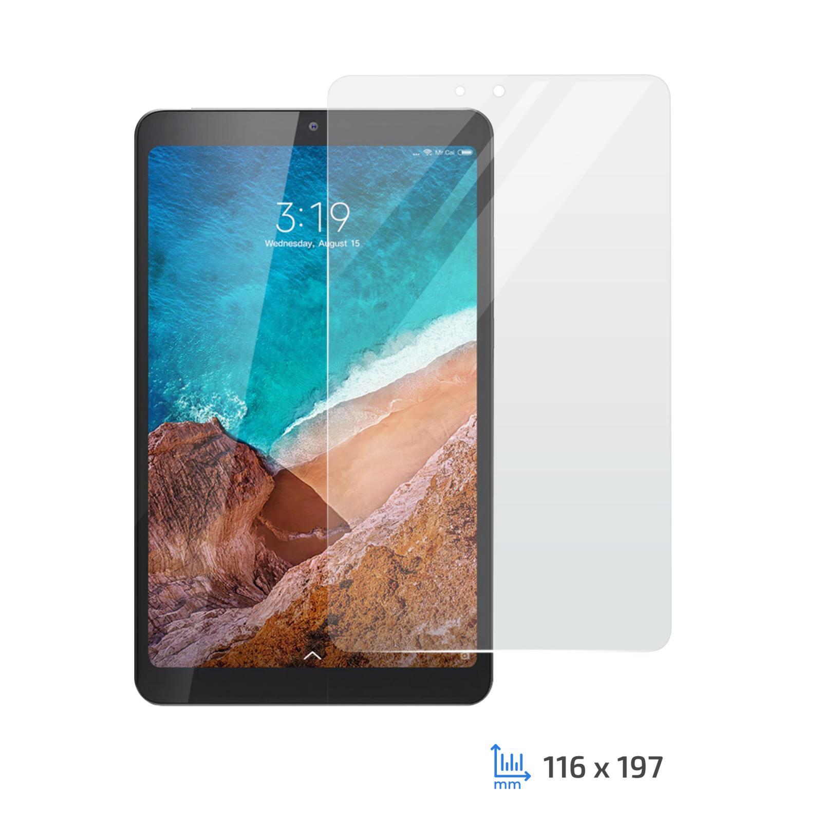 Стекло защитное 2E Xiaomi Mi Pad 4 WiFi / LTE, 2.5D, Clear (2E-MI-PAD4-LT25D-CL)