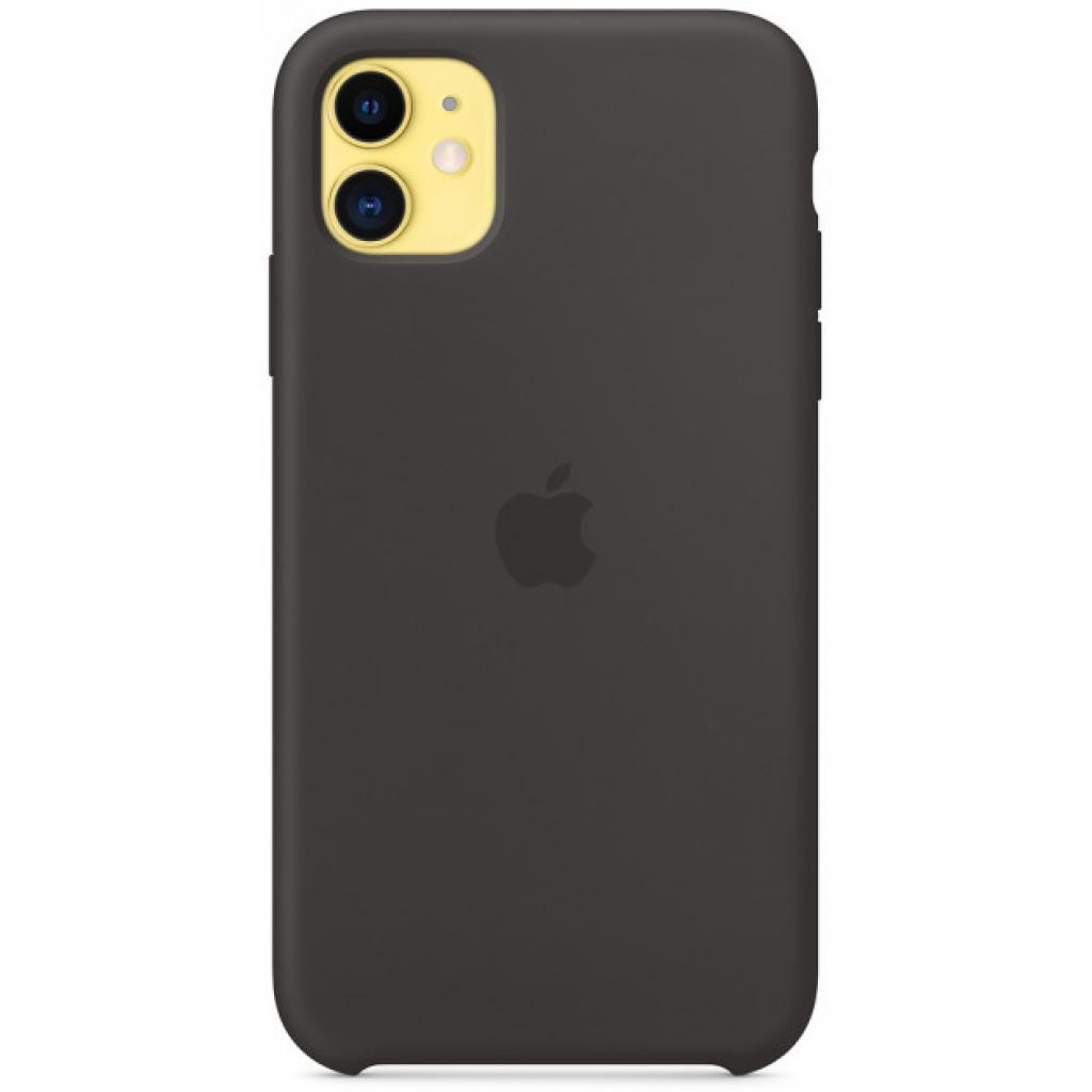 Чехол для моб. телефона Apple iPhone 11 Silicone Case - Black (MWVU2ZM/A) изображение 4