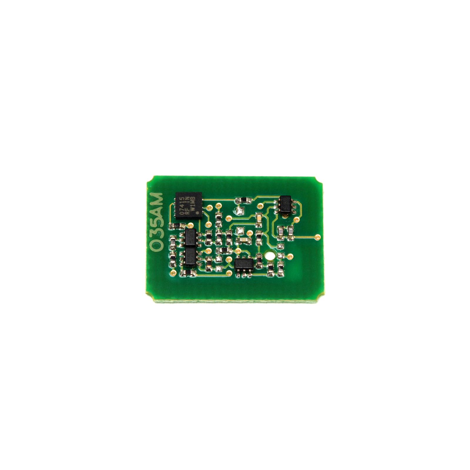 Чип для картриджа Oki C3530 (43459323) 2k cyan Static Control (OKI3530CP-CEU)