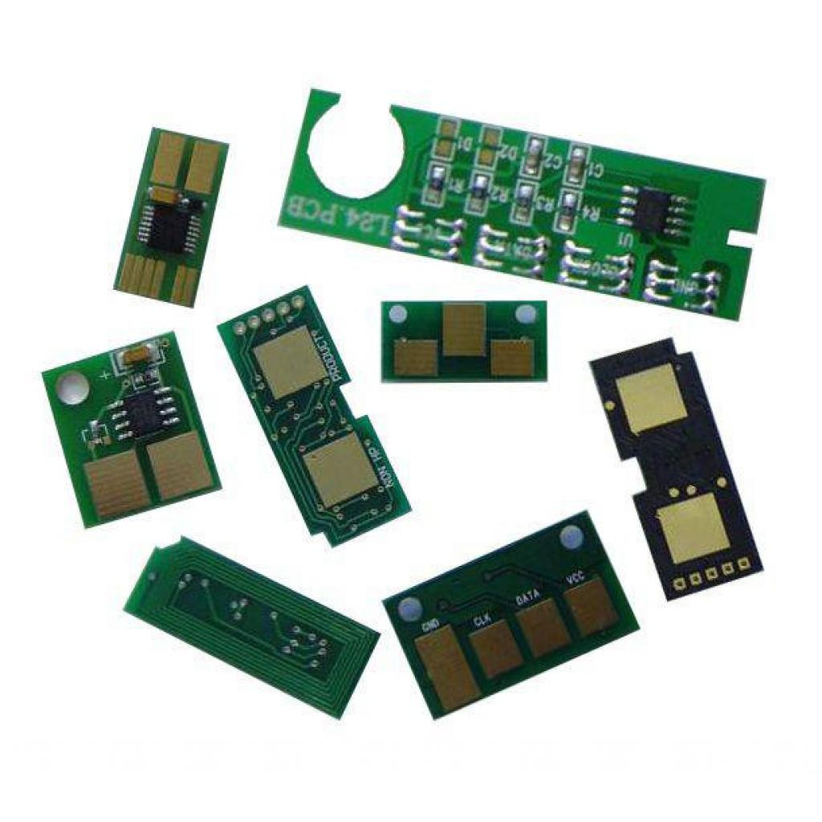 Чип для картриджа CANON 732 ДЛЯ LBP7780 6.4K CYAN Everprint (CHIP-CAN-LBP7780-C)