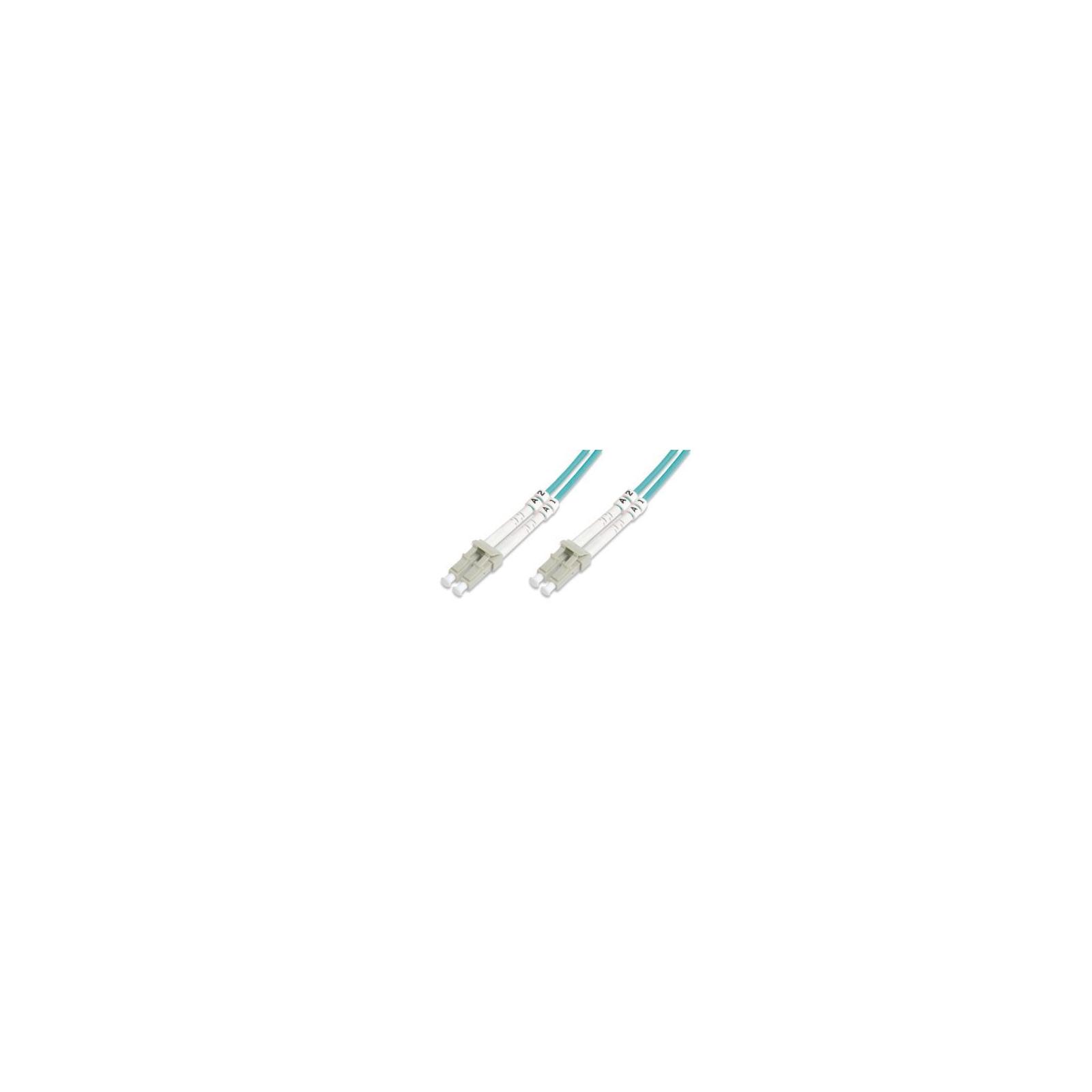 Оптичний патчкорд DIGITUS LC/UPC-LC/UPC,50/125,OM3(Multimode),Duplex,20m (DK-2533-20/3)