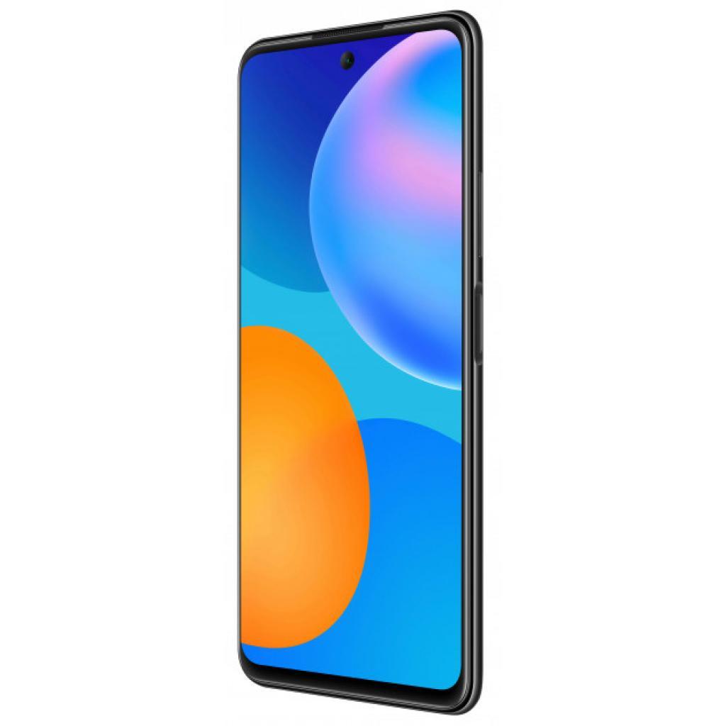 Мобильный телефон Huawei P Smart 2021 4/128Gb Midnight Black (51096ABV) изображение 3