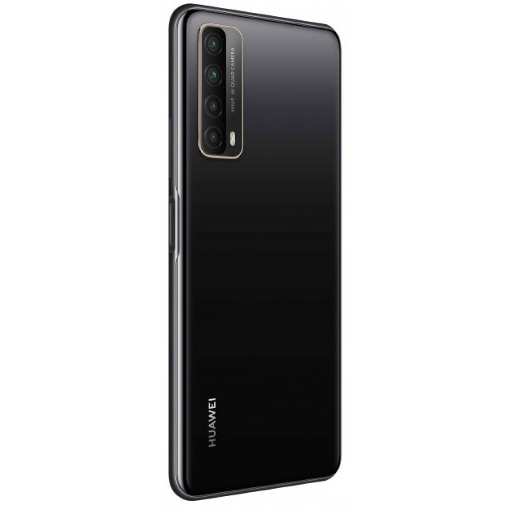 Мобильный телефон Huawei P Smart 2021 4/128Gb Midnight Black (51096ABV) изображение 4