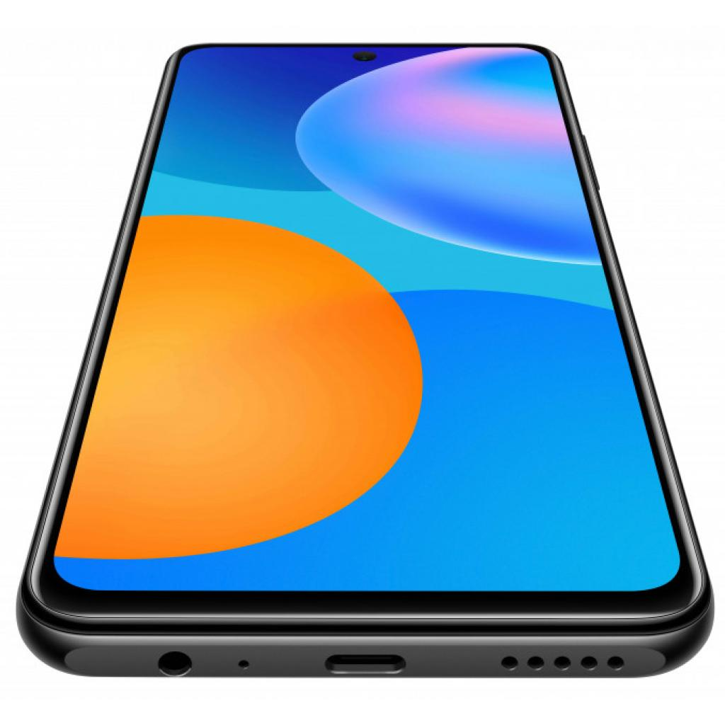 Мобильный телефон Huawei P Smart 2021 4/128Gb Midnight Black (51096ABV) изображение 6