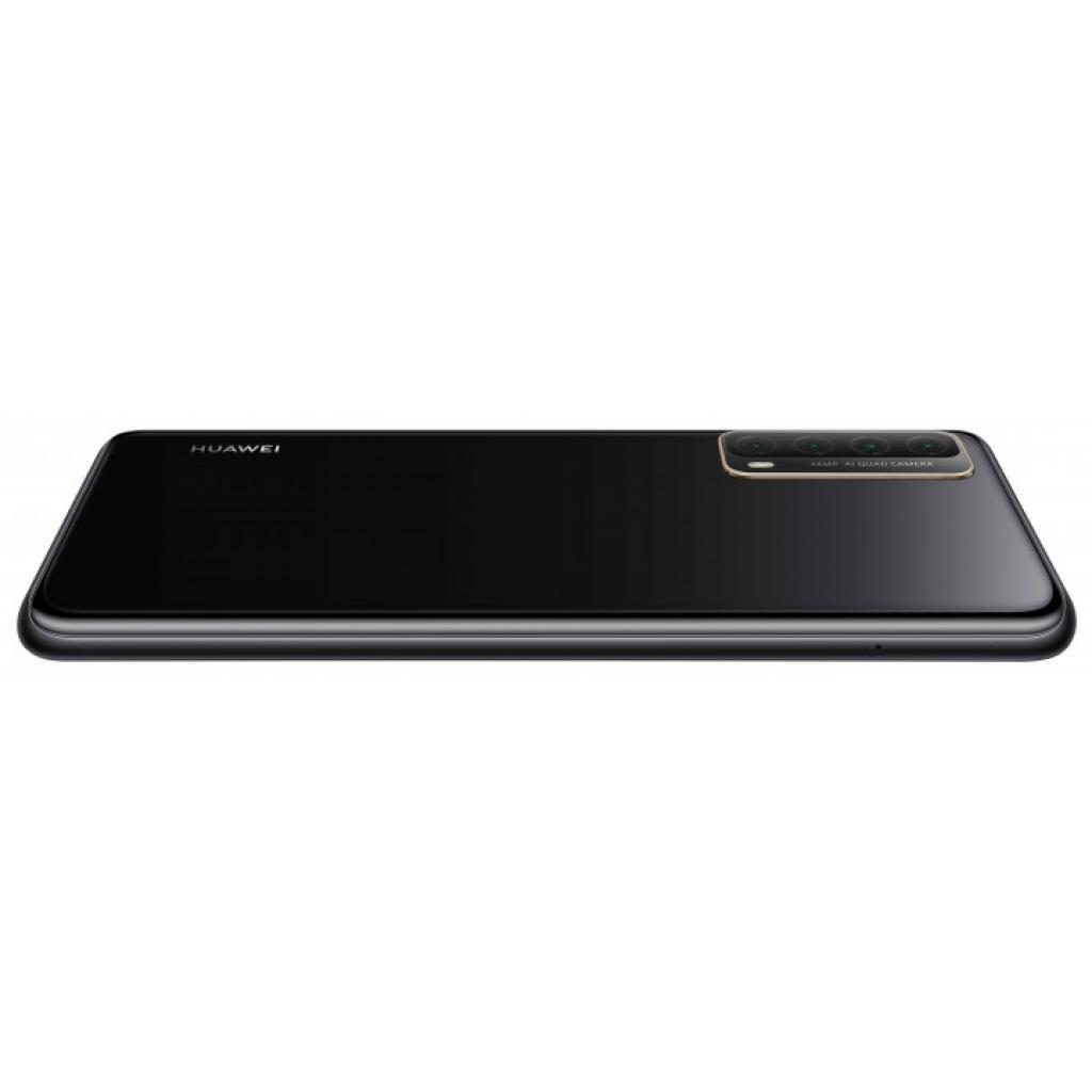Мобільний телефон Huawei P Smart 2021 4/128Gb Midnight Black (51096ABV) зображення 9