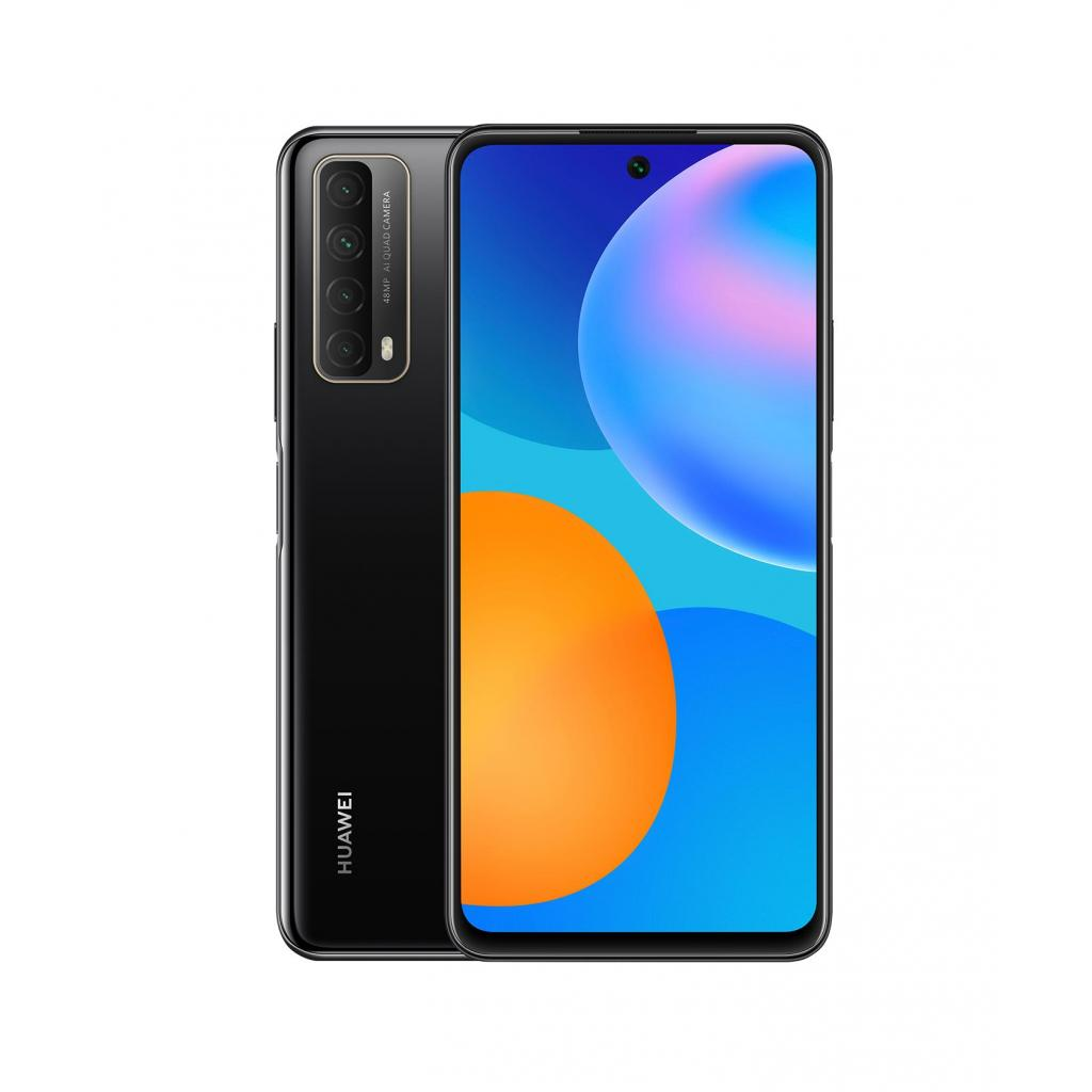Мобильный телефон Huawei P Smart 2021 4/128Gb Midnight Black (51096ABV)