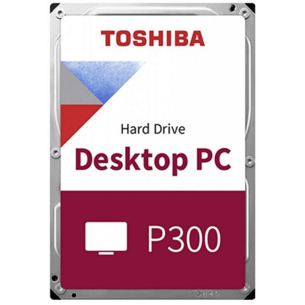 "Жорсткий диск 3.5"" 6TB Toshiba (HDWD260UZSVA)"