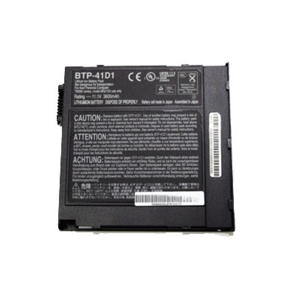 Аккумулятор для ноутбука Acer LBAC41D1G Drobak (100134)