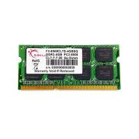 Модуль памяти для ноутбука SoDIMM DDR3 4GB 1066 MHz G.Skill (F3-8500CL7S-4GBSQ)