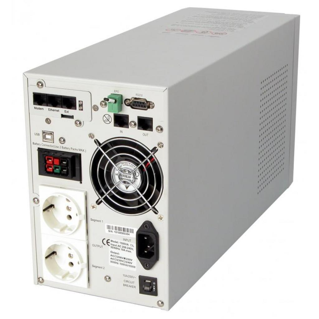 Источник бесперебойного питания Powercom VGD-1500 изображение 2