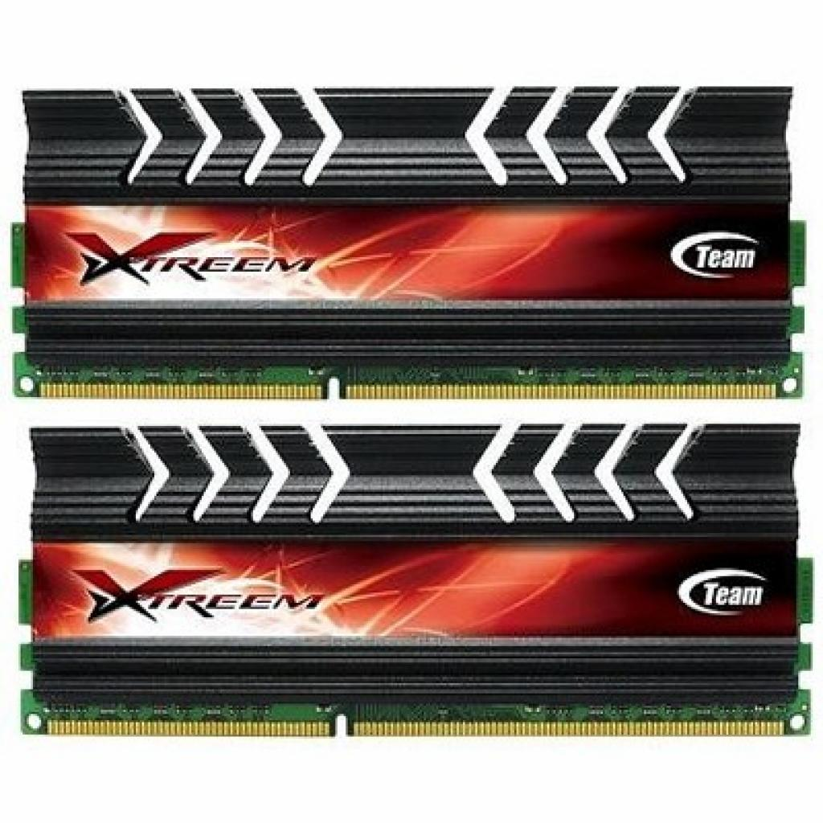 Модуль памяти для компьютера DDR3 8GB (2x4GB) 2400 MHz Team (TXD38G2400HC11DC01)