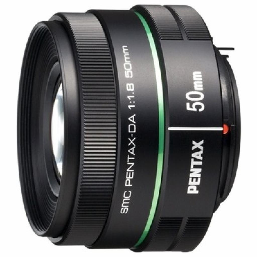 Объектив Pentax SMC DA 50mm f/1.8 (22177)