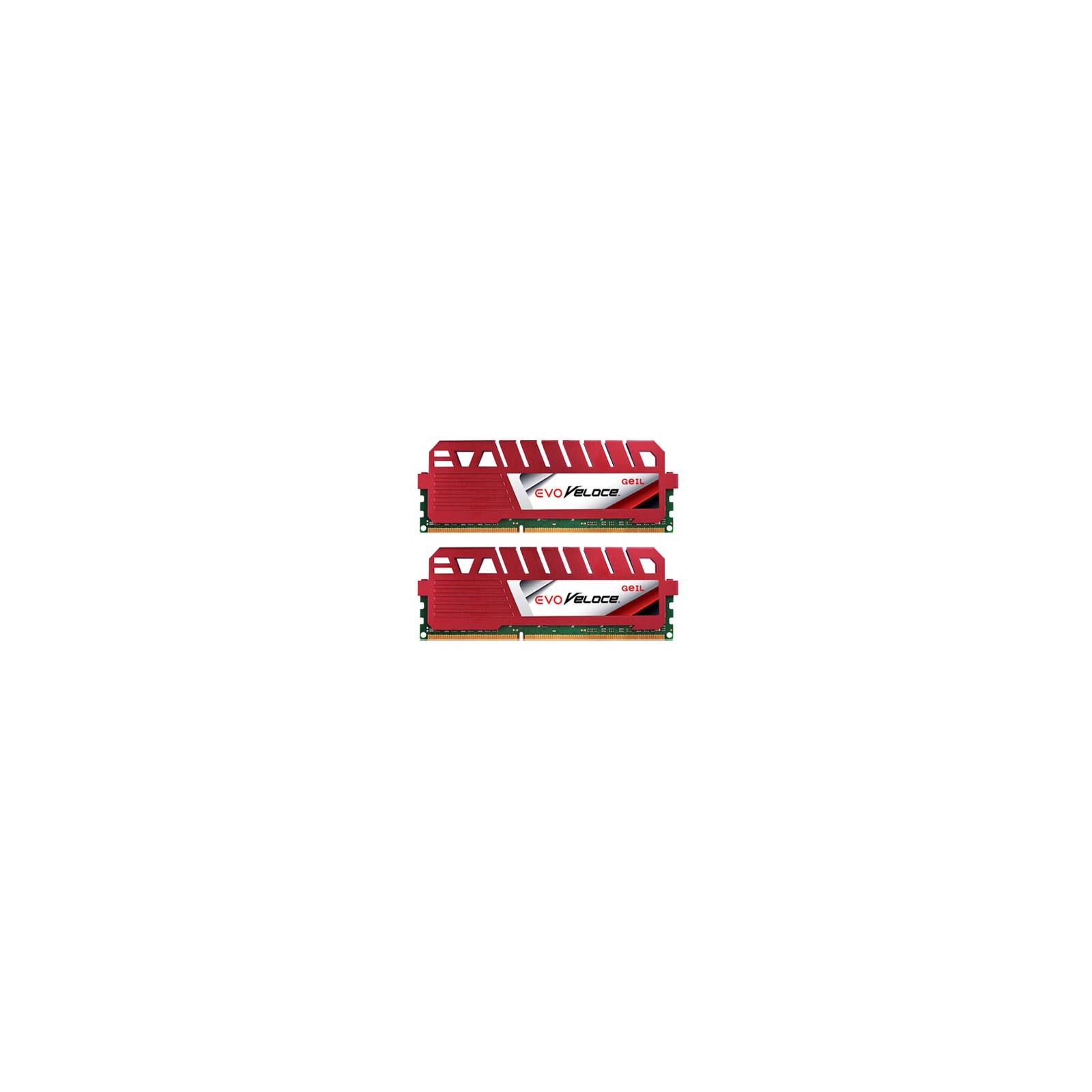 Модуль памяти для компьютера DDR3 16GB (2x8GB) 1600 MHz GEIL (GEV316GB1600C9DC)