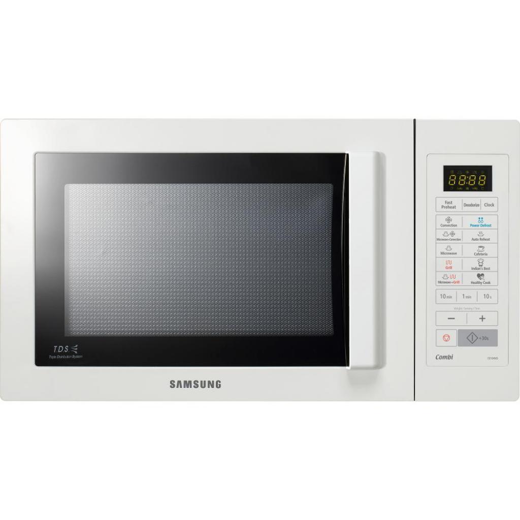 Микроволновая печь Samsung CE 103 VR/BWT (CE103VR/BWT) изображение 2