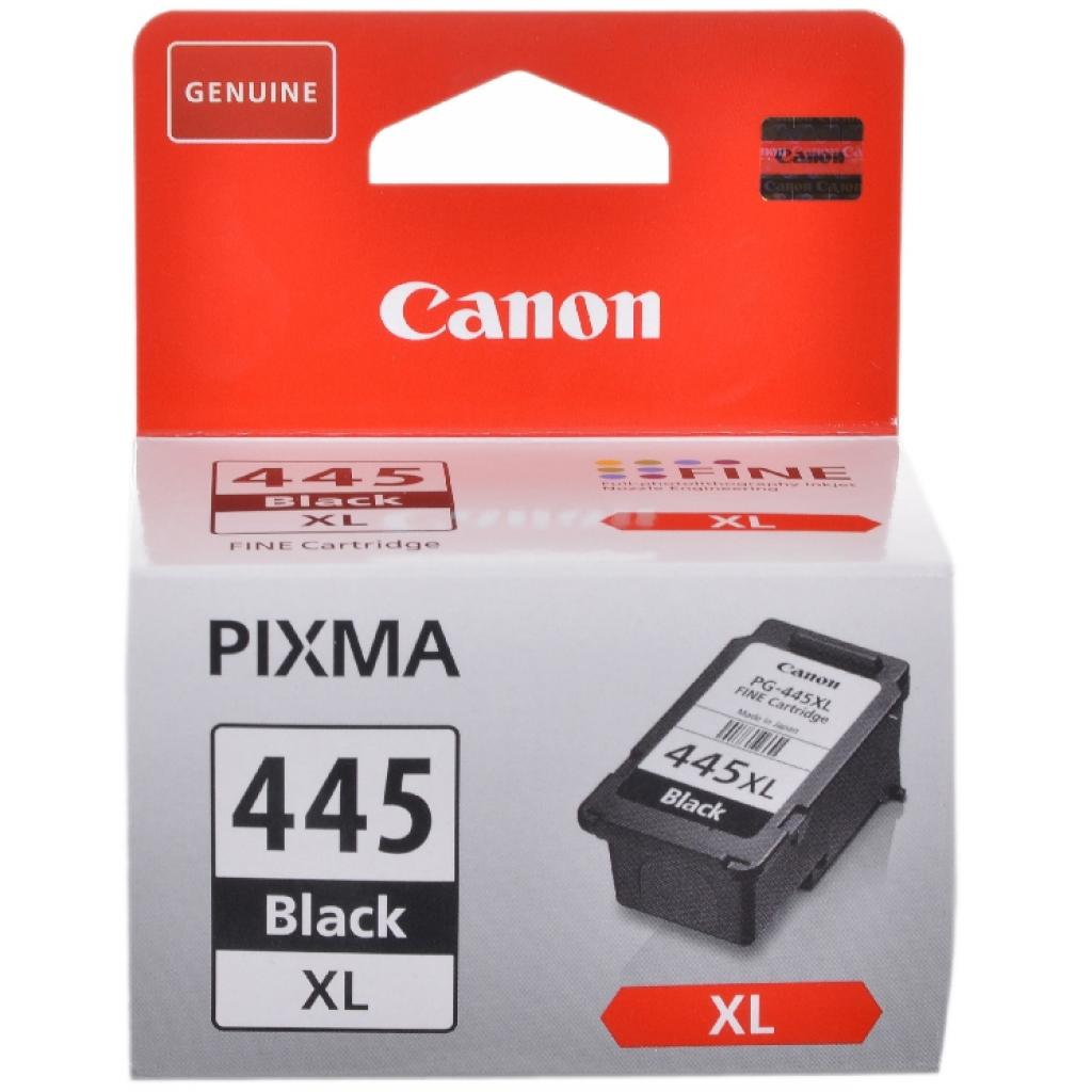 Картридж Canon PG-445XL Black для MG2440 (8282B001) изображение 2