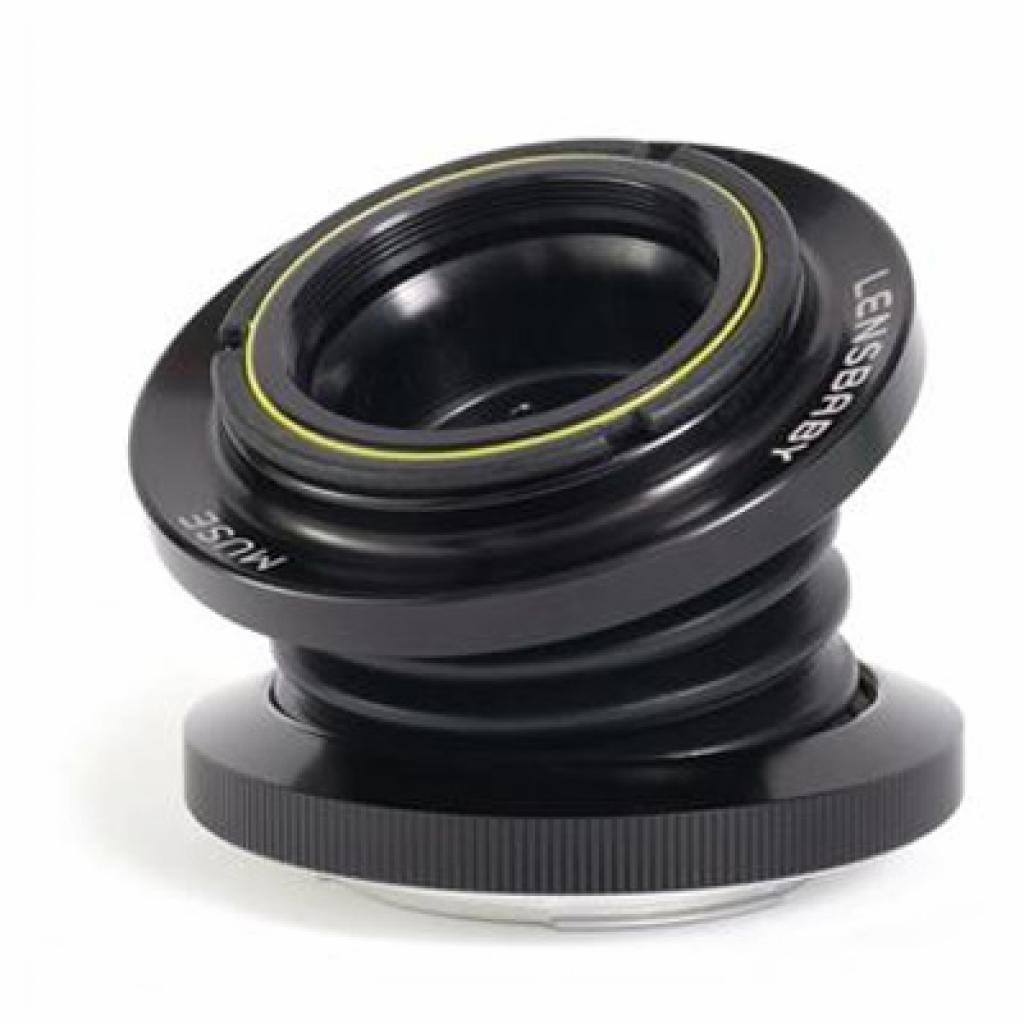 Объектив Lensbaby Muse Double Glass 50mm F2.0-8.0 for Pentax K (LBM2P)