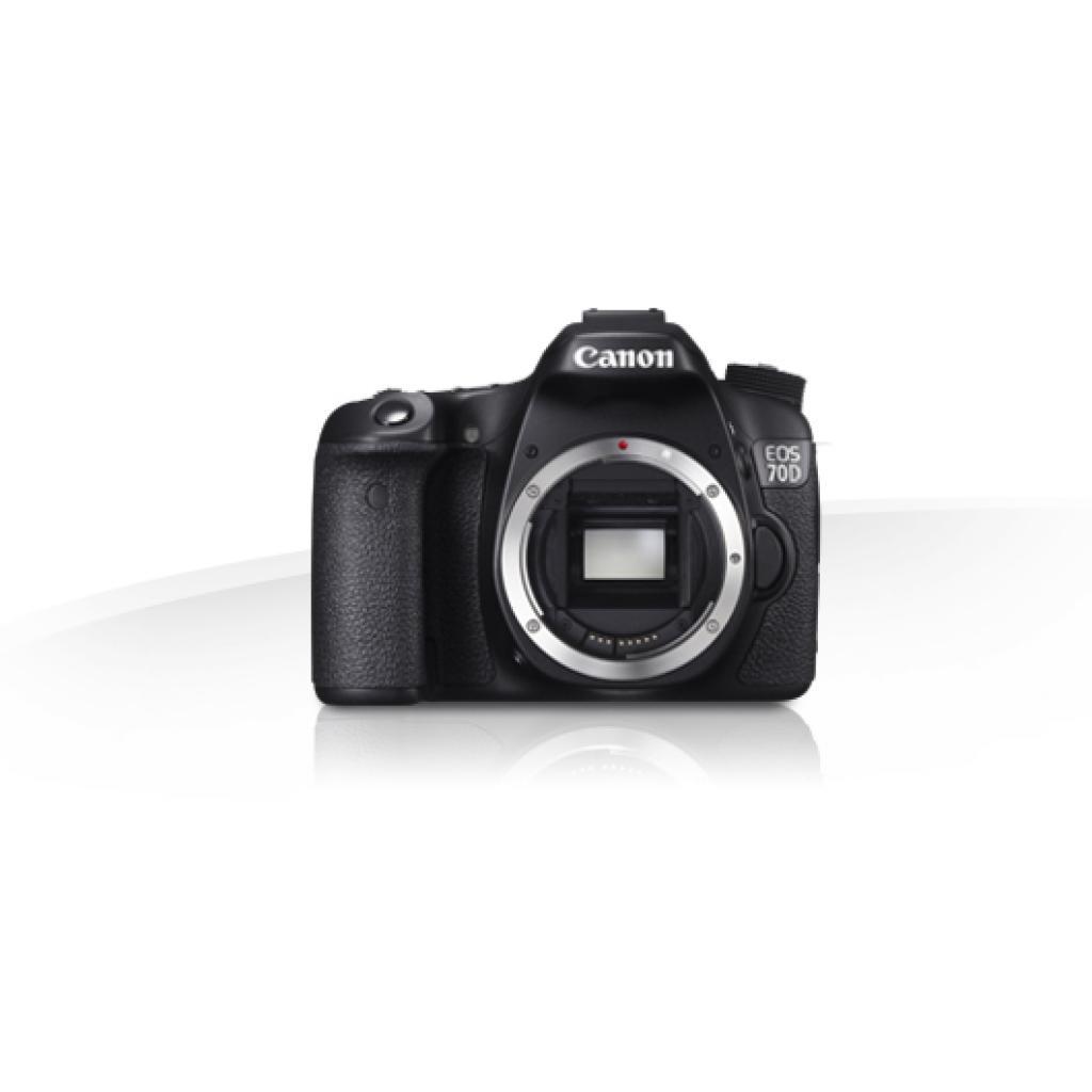 Цифровой фотоаппарат Canon EOS 70D body (8469B028)