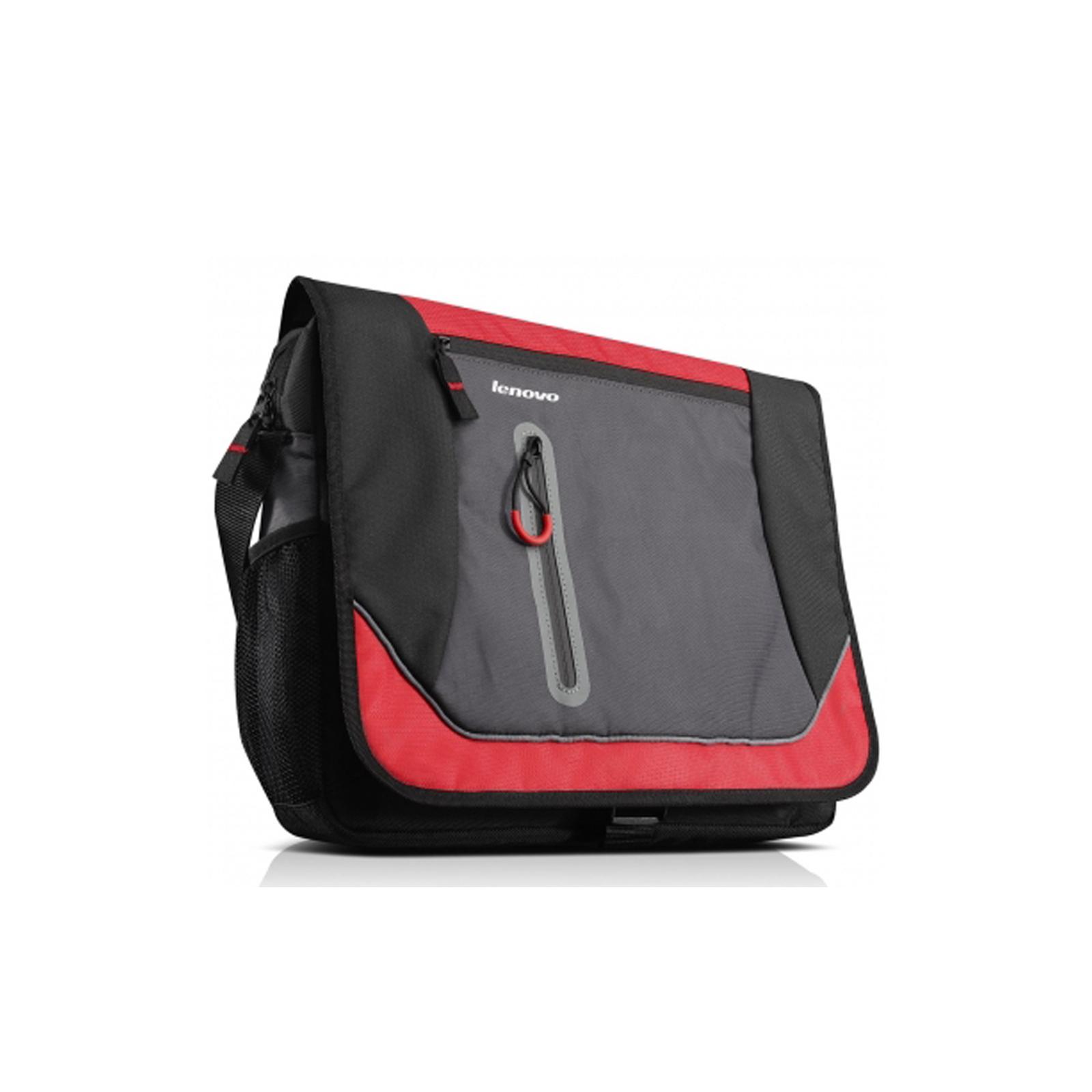 Сумка для ноутбука Lenovo 15.6 Sport Messenger Red (0A33898) изображение 2