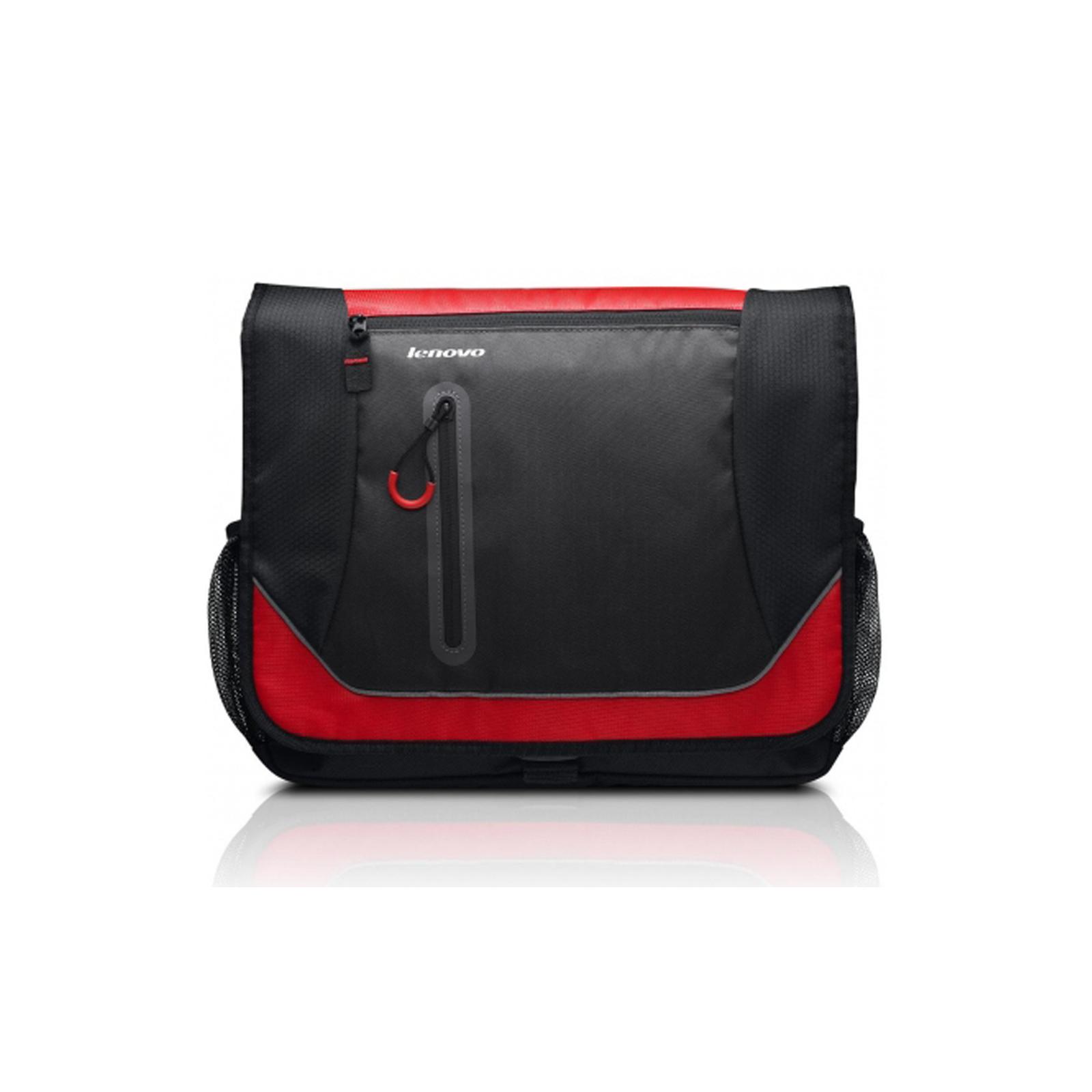 Сумка для ноутбука Lenovo 15.6 Sport Messenger Red (0A33898)