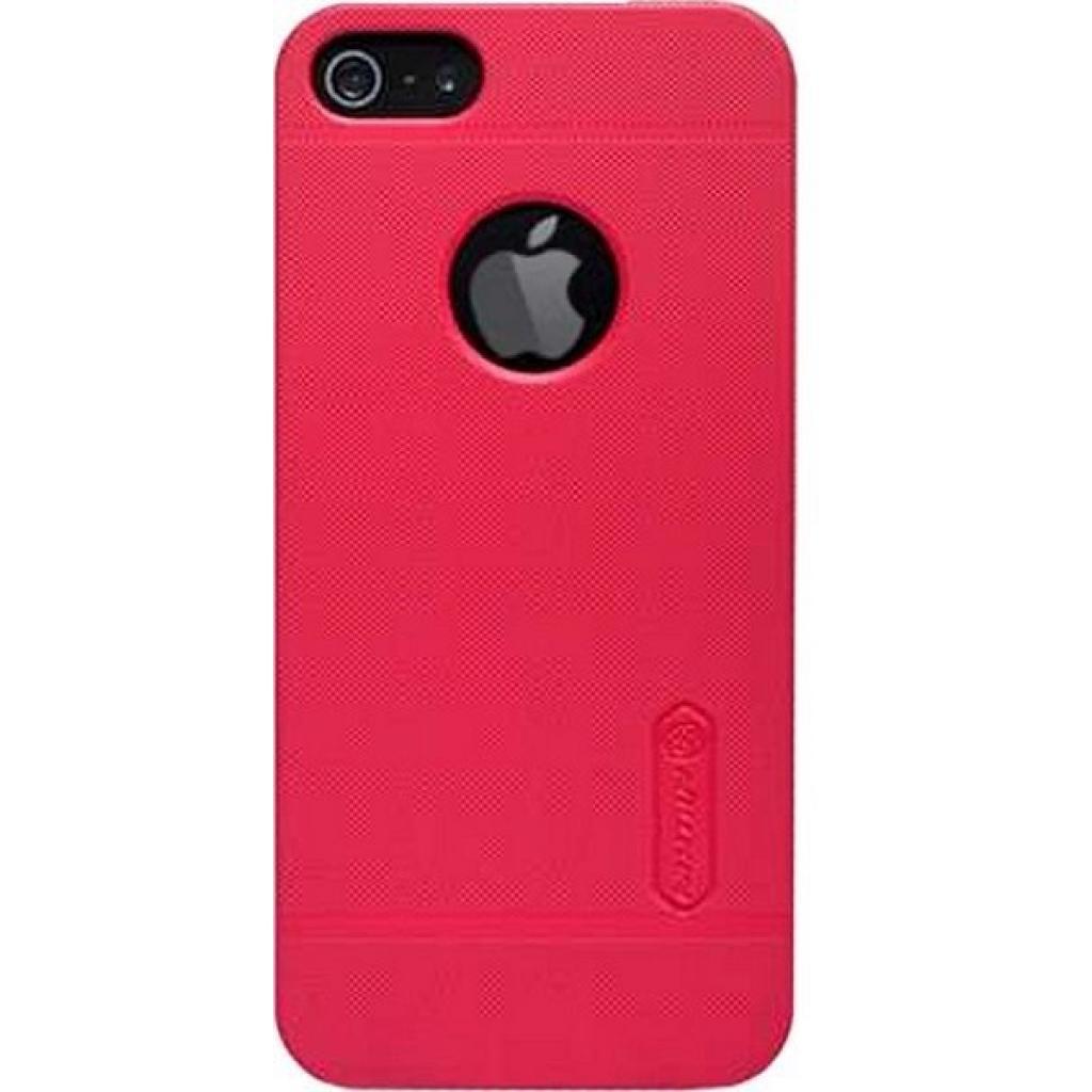 Чехол для моб. телефона NILLKIN для iPhone 5 /Super Frosted Shield/Red (6065699)