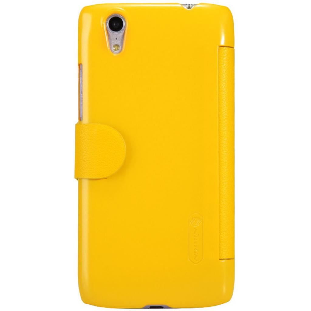 Чехол для моб. телефона NILLKIN для Lenovo S960 /Fresh/ Leather (6116657) изображение 2