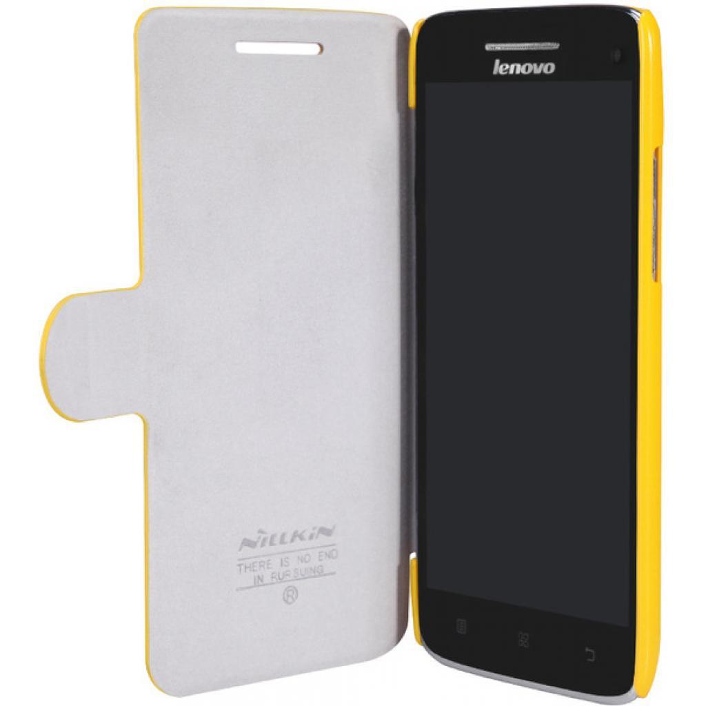 Чехол для моб. телефона NILLKIN для Lenovo S960 /Fresh/ Leather (6116657) изображение 3