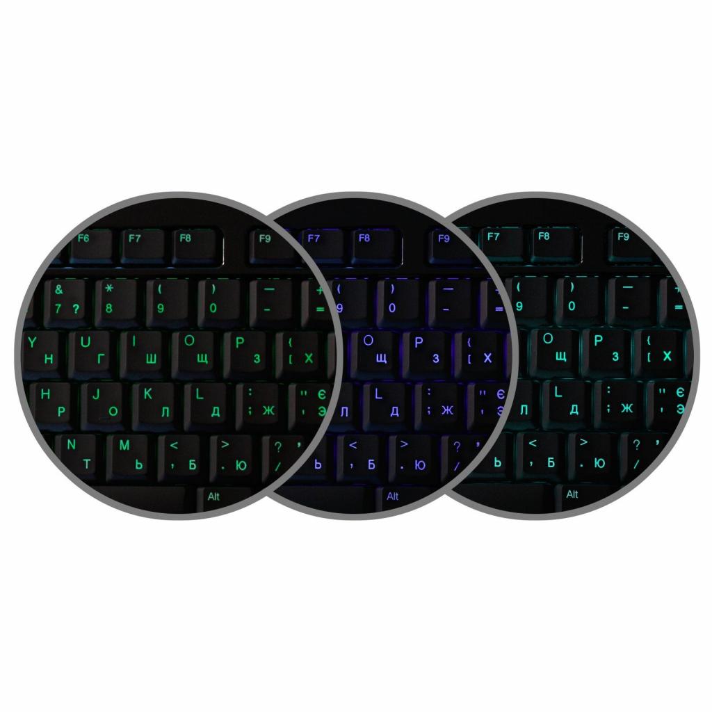 Клавиатура GEMBIRD KB-6050LU-UA изображение 2