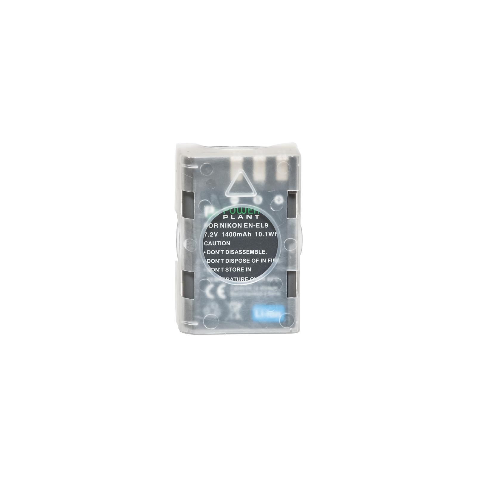 Аккумулятор к фото/видео Nikon EN-EL9 PowerPlant (DV00DV1173) изображение 2