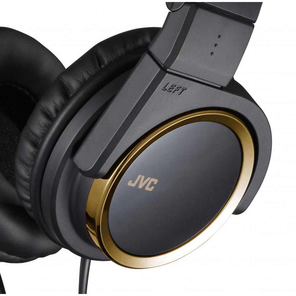 Наушники JVC HA-S400 Gold (HA-S400-N-E) изображение 2