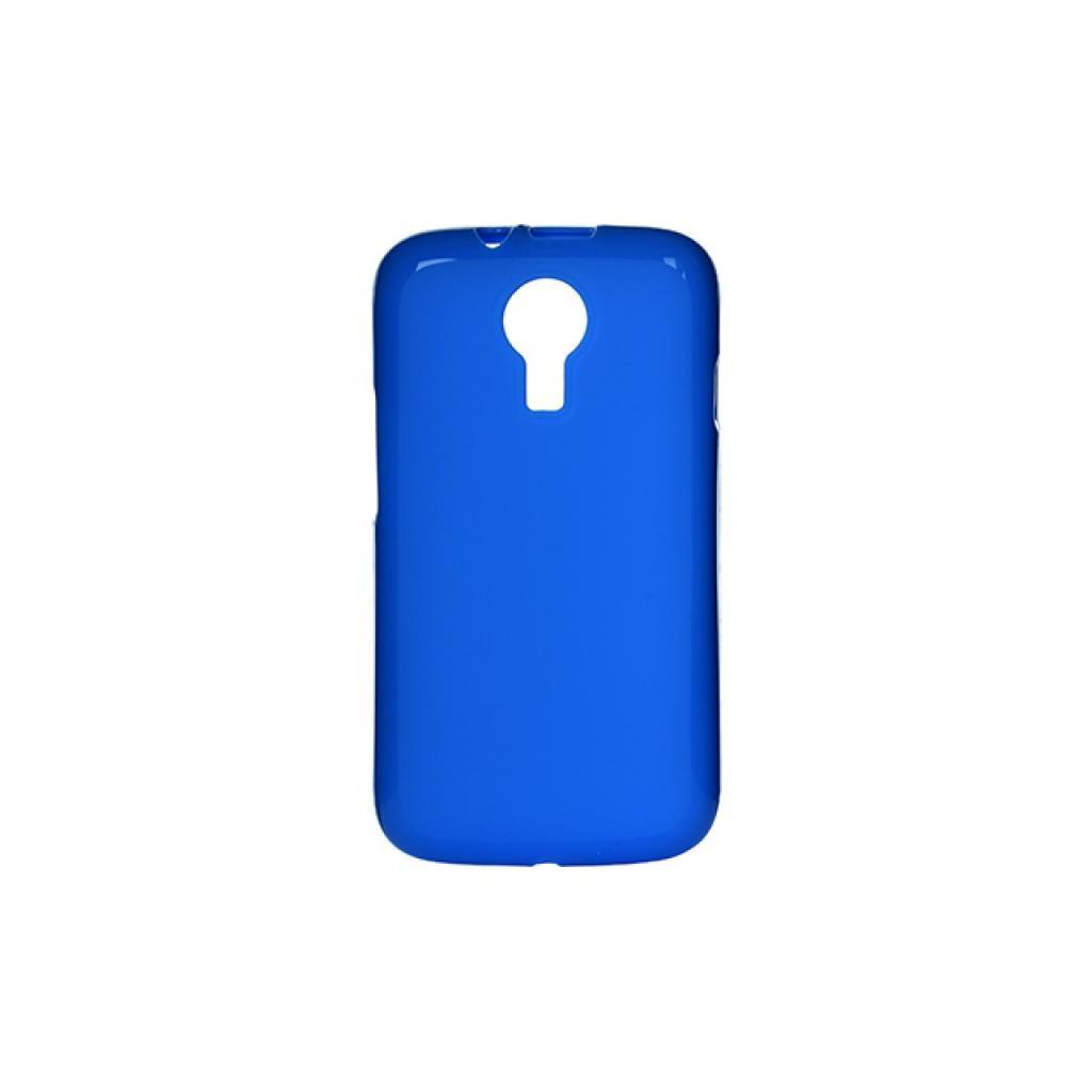 Чехол для моб. телефона для Fly IQ239 (Blue) Elastic PU Drobak (214748) изображение 2
