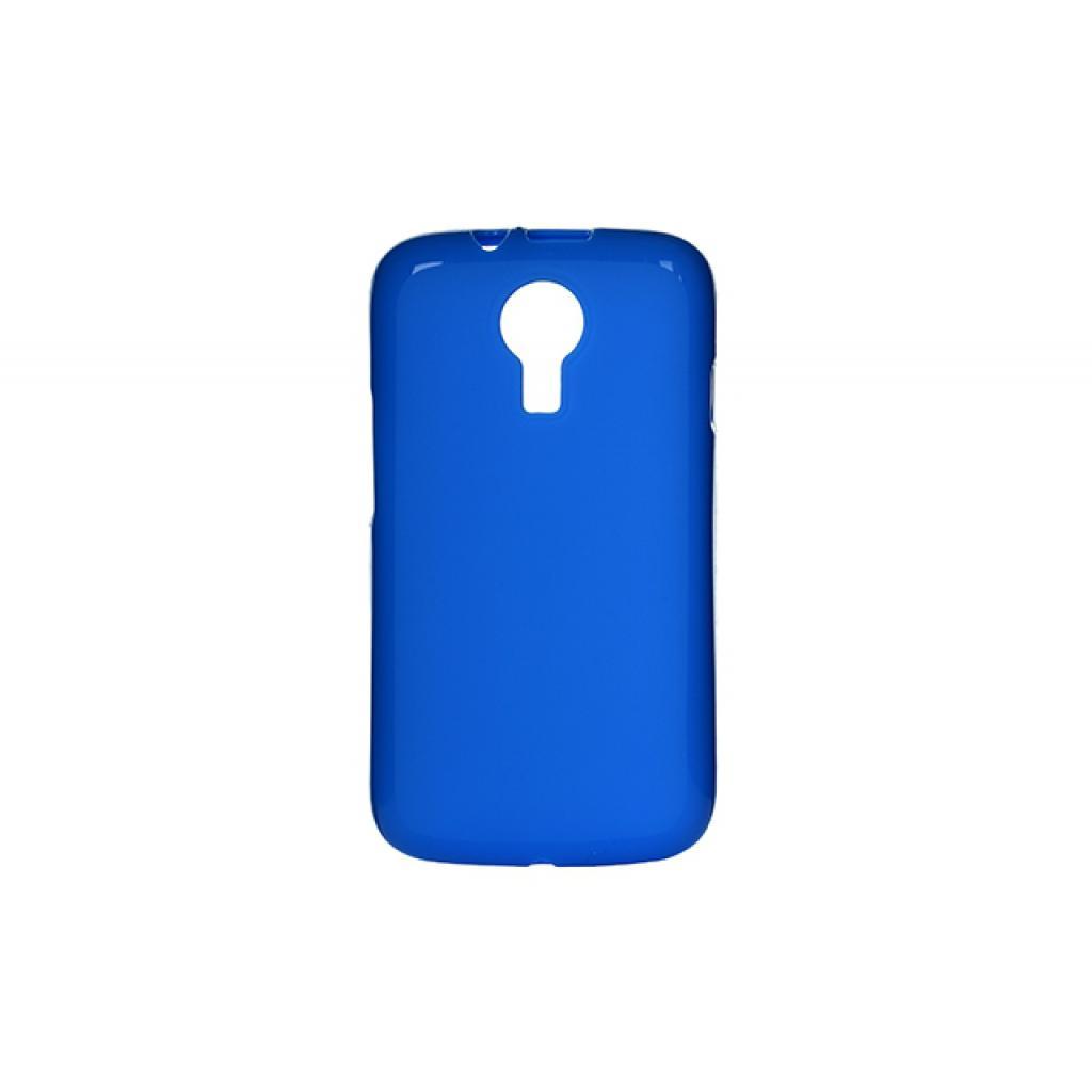 Чехол для моб. телефона для Fly IQ239 (Blue) Elastic PU Drobak (214748)