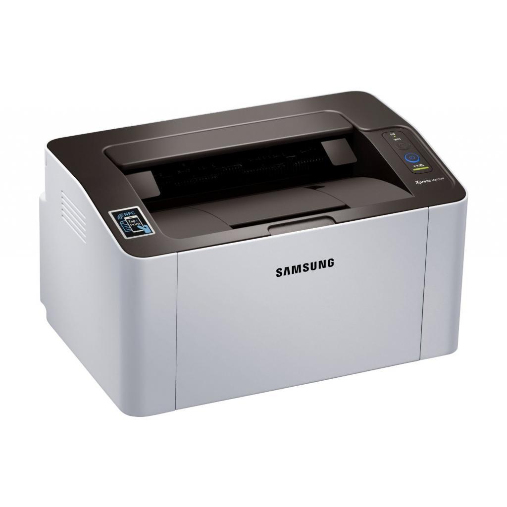 Лазерный принтер Samsung SL-M2020W c Wi-Fi (SL-M2020W/XEV) изображение 2