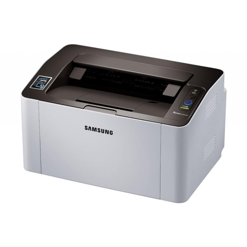 Лазерный принтер Samsung SL-M2020W c Wi-Fi (SL-M2020W/XEV) изображение 3
