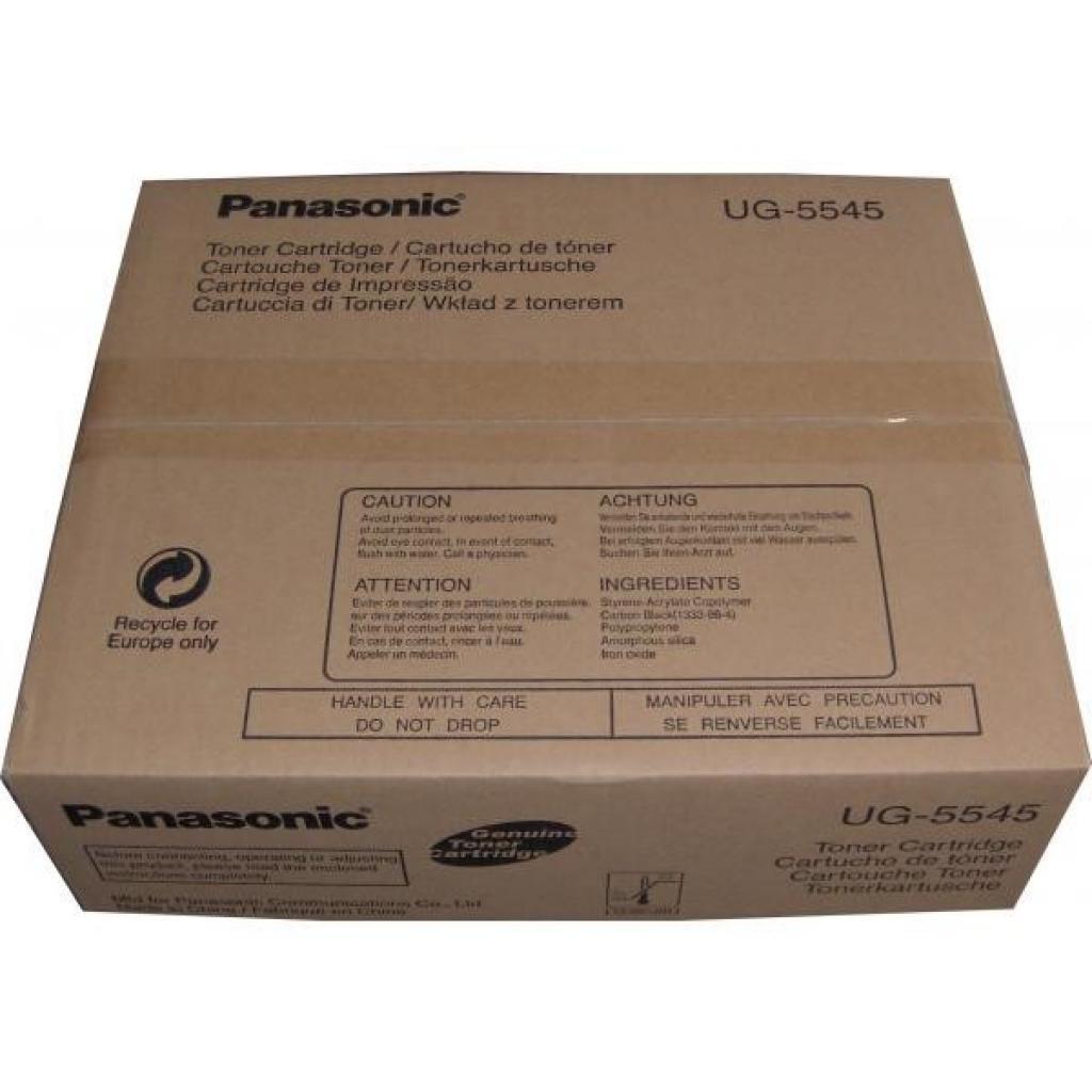 Тонер-картридж PANASONIC 5К до UF7100/8100 (UG-5545-AGC) изображение 2