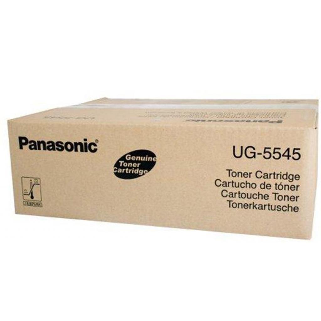 Тонер-картридж PANASONIC 5К до UF7100/8100 (UG-5545-AGC) изображение 3