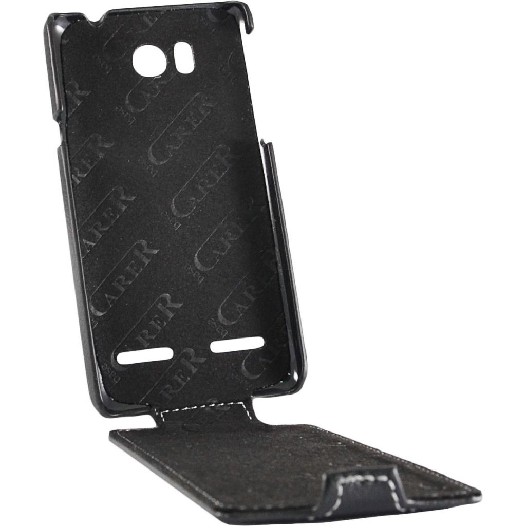 Чехол для моб. телефона Carer Base Huawei Ascend Honor 2 U9508 black (CB-HWAHU9508)