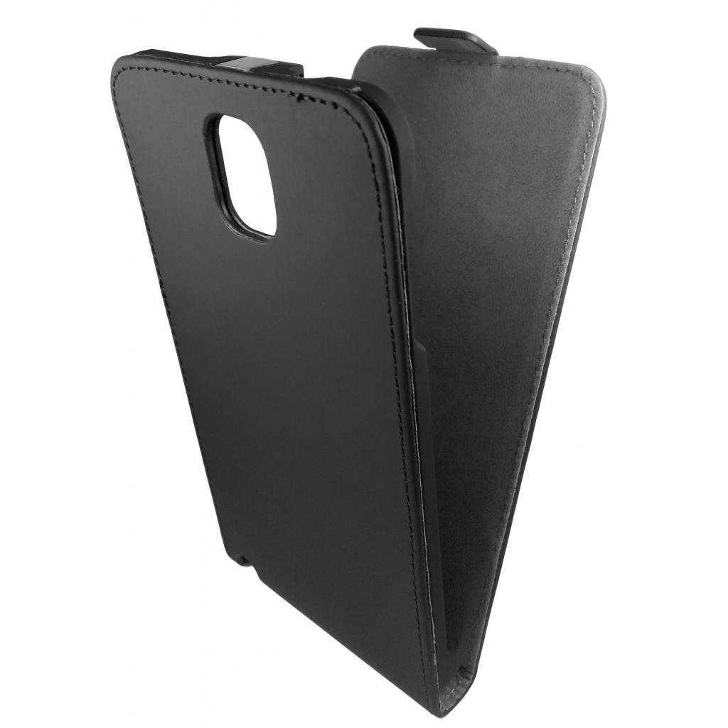 Чехол для моб. телефона GLOBAL для Samsung N9000 Galaxy Note III (чёрный) (1283126453465)
