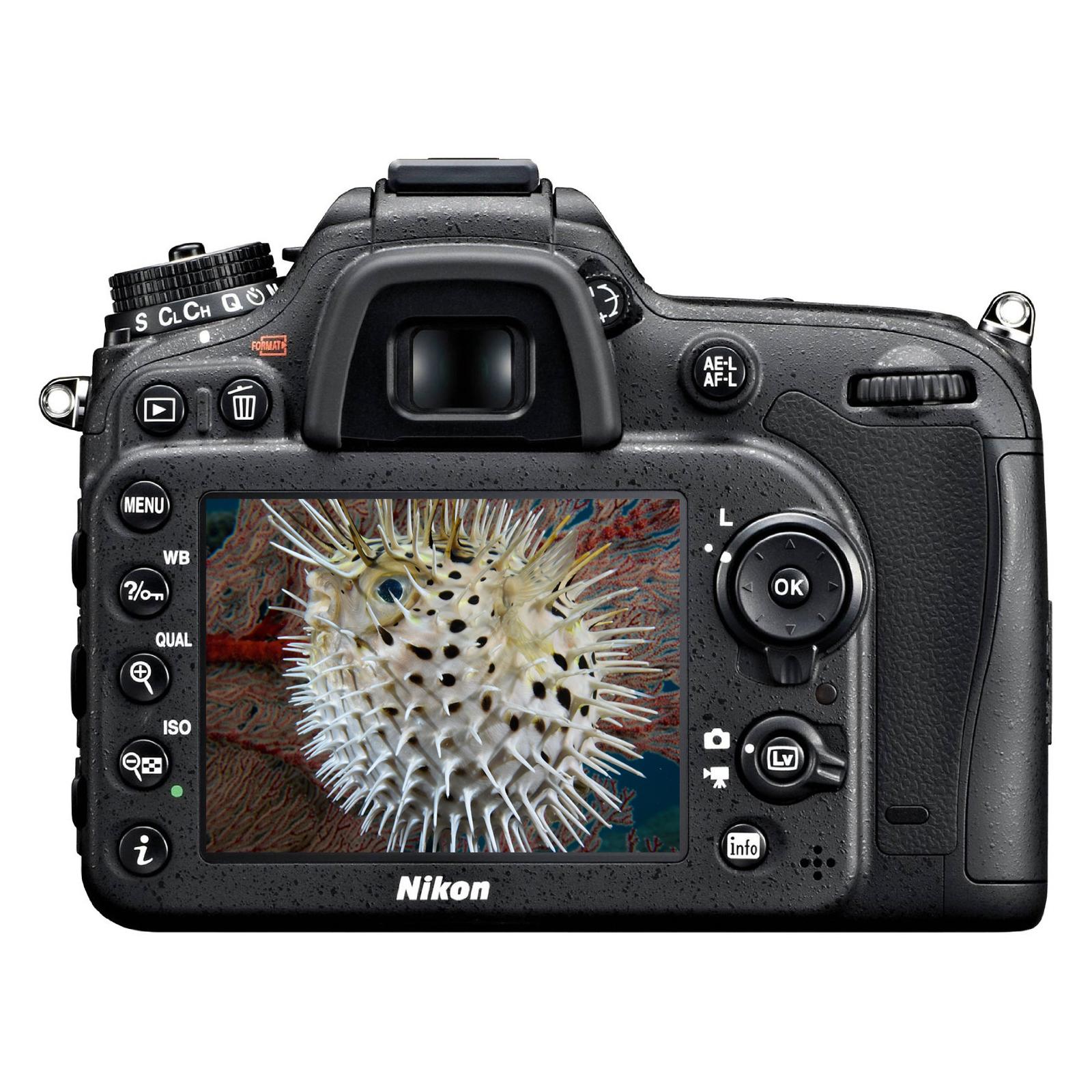 Цифровой фотоаппарат Nikon D7100 + 18-140VR (VBA360KV02) изображение 5