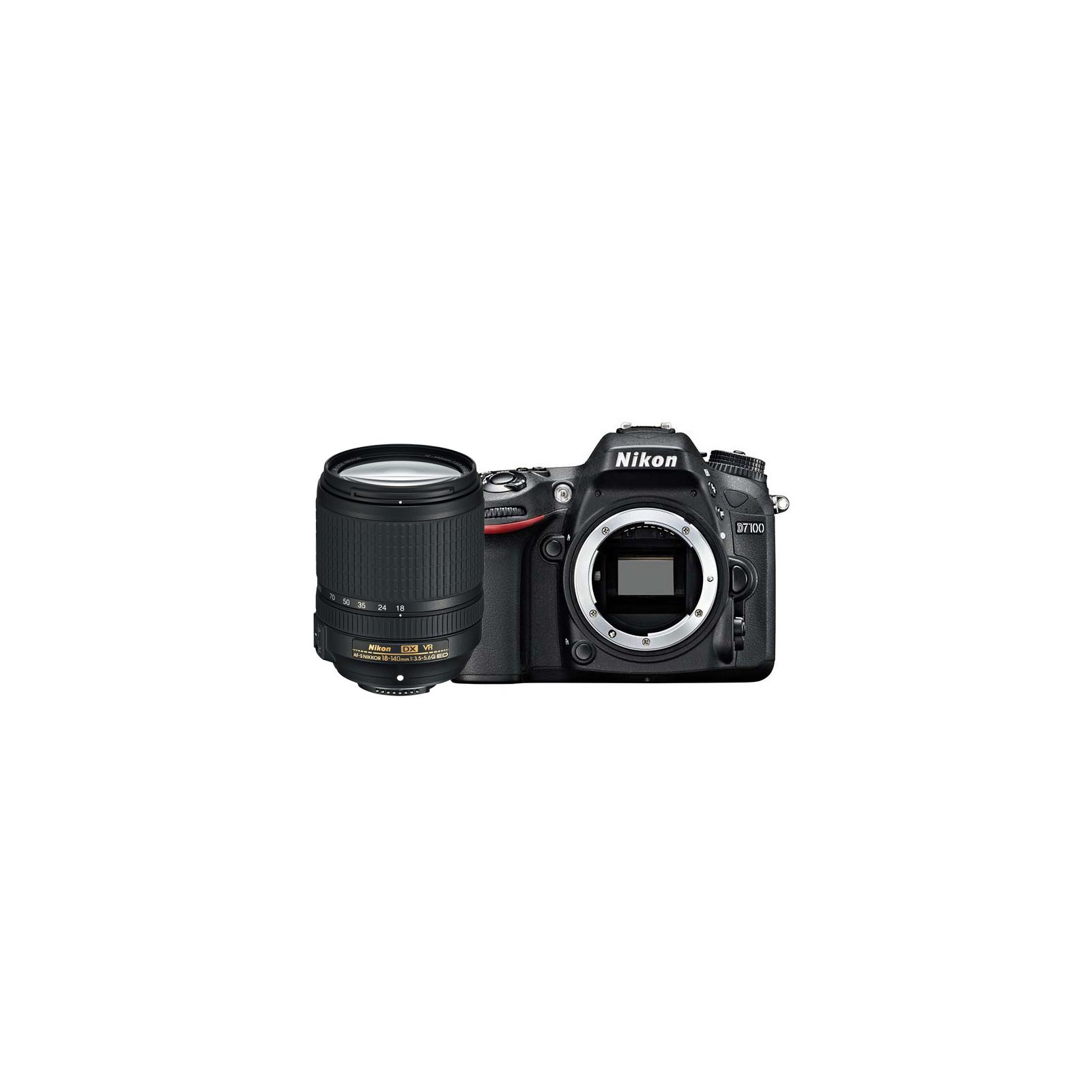 Цифровой фотоаппарат Nikon D7100 + 18-140VR (VBA360KV02) изображение 7