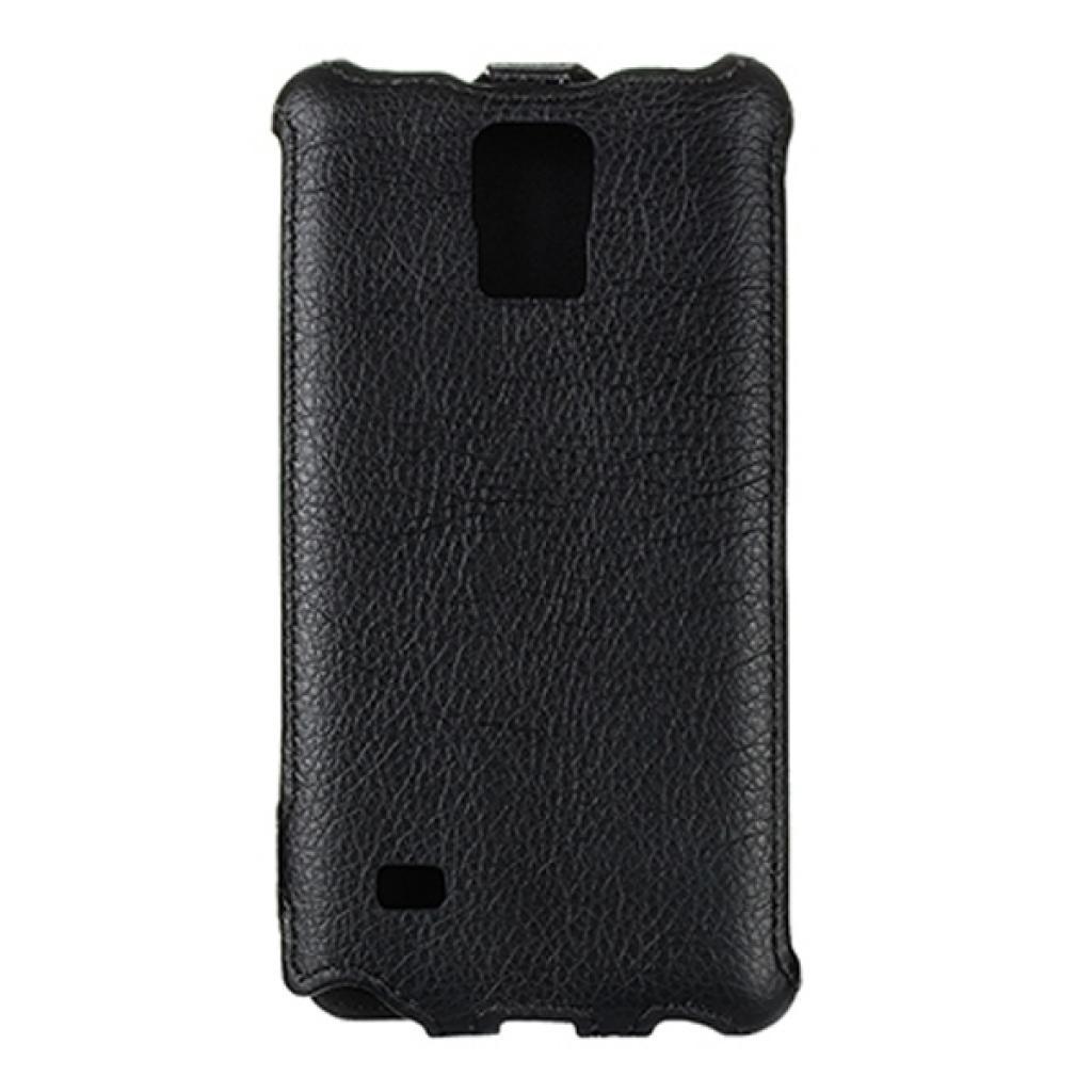 Чехол для моб. телефона Vellini для Samsung Galaxy Note 4 Black /Lux-flip / (218652) (218652) изображение 2