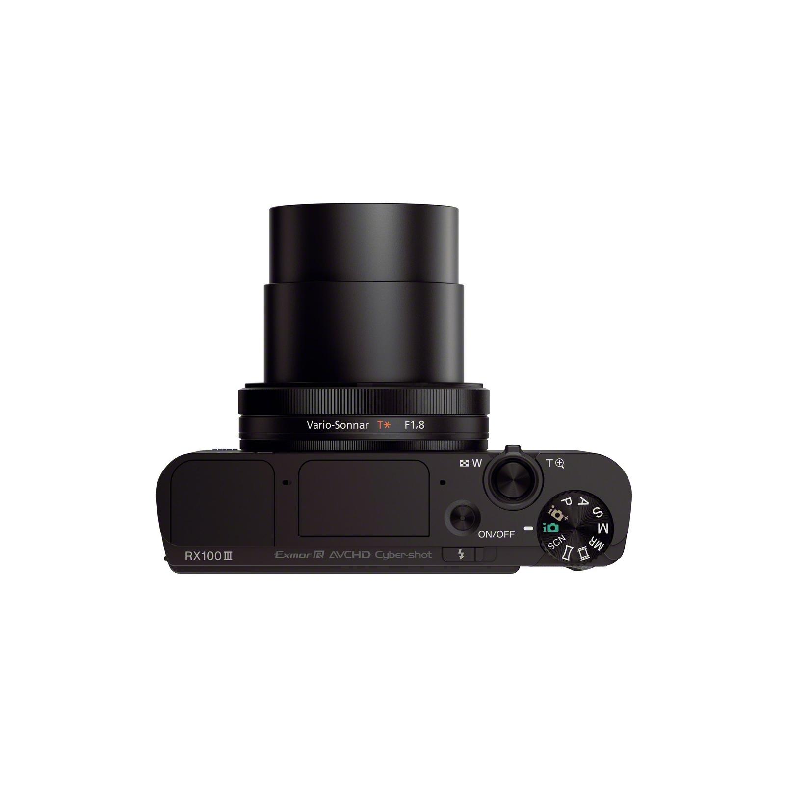 Цифровий фотоапарат SONY Cyber-shot DSC-RX100 Mark III (DSCRX100M3.RU3) зображення 4