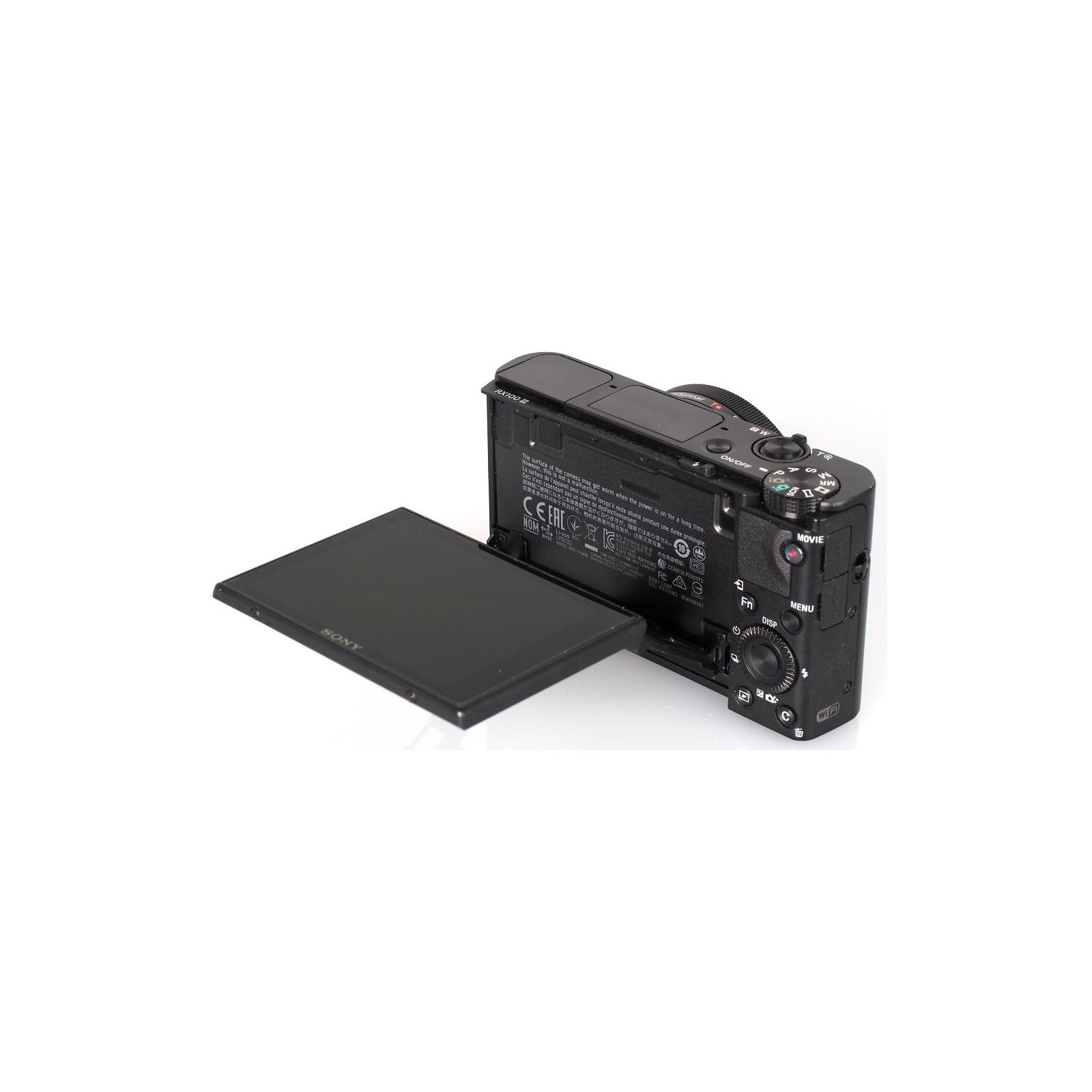 Цифровий фотоапарат SONY Cyber-shot DSC-RX100 Mark III (DSCRX100M3.RU3) зображення 5