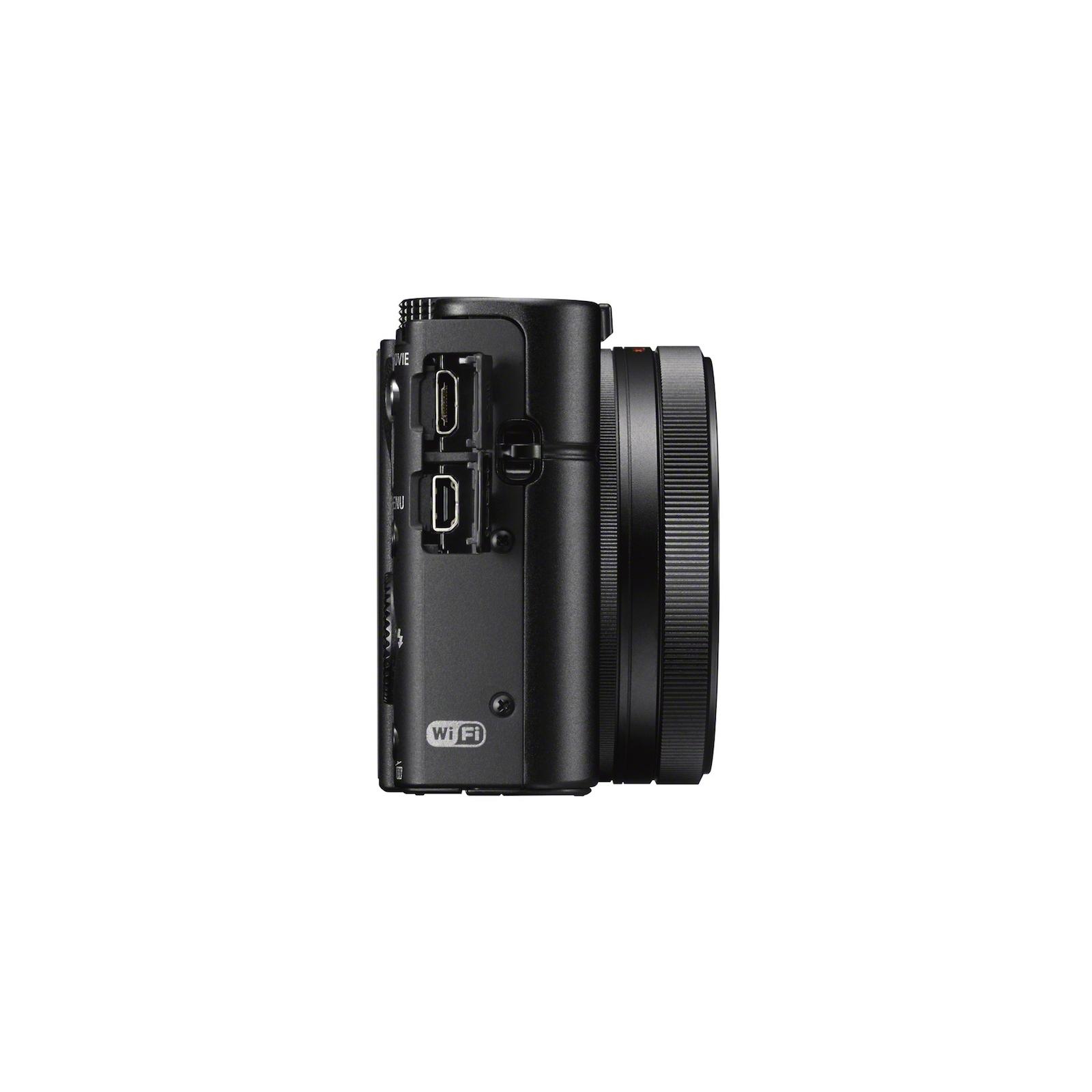 Цифровий фотоапарат SONY Cyber-shot DSC-RX100 Mark III (DSCRX100M3.RU3) зображення 7