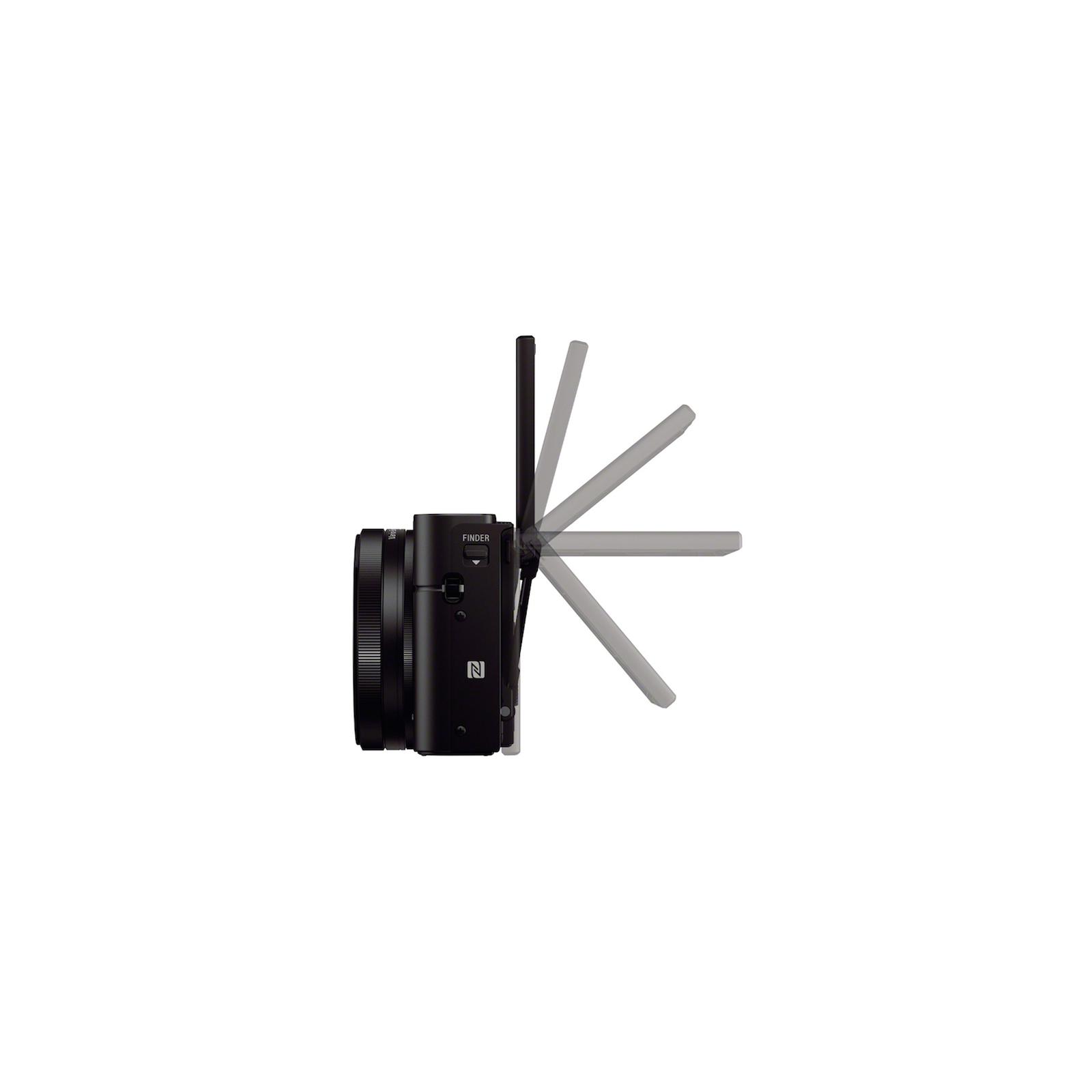 Цифровий фотоапарат SONY Cyber-shot DSC-RX100 Mark III (DSCRX100M3.RU3) зображення 8