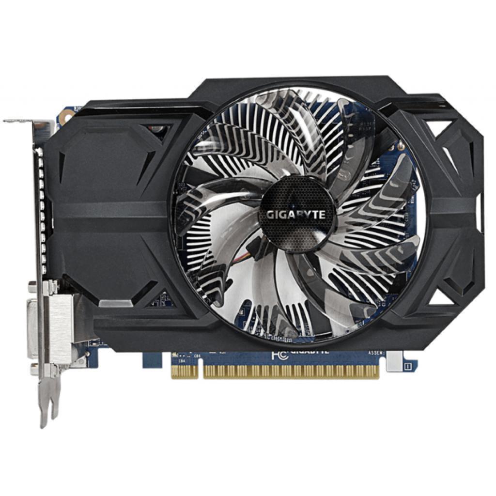 Видеокарта GIGABYTE GeForce GTX750 Ti 1024Mb OC (GV-N75TOC-1GI) изображение 2