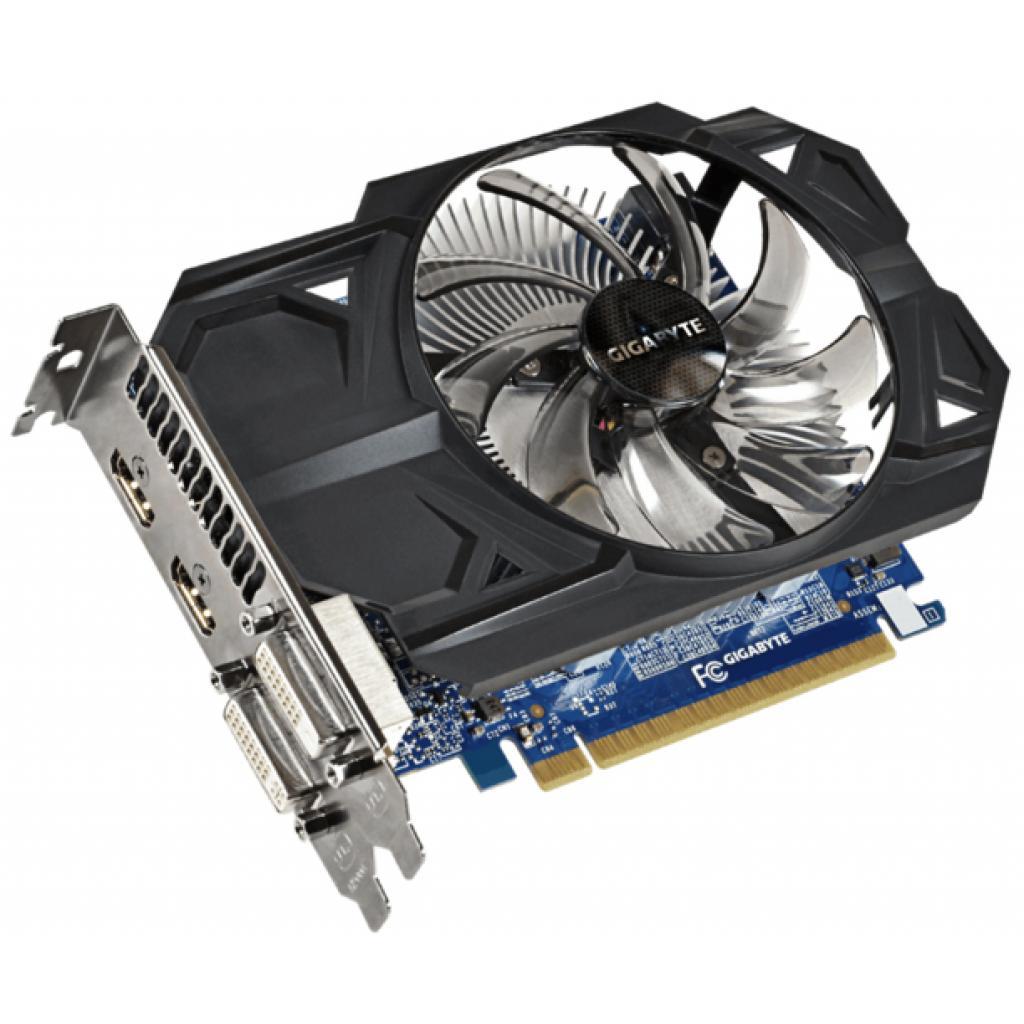 Видеокарта GIGABYTE GeForce GTX750 Ti 1024Mb OC (GV-N75TOC-1GI) изображение 3