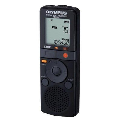 Цифровой диктофон OLYMPUS VN-765 4GB (V404161BE000) изображение 6