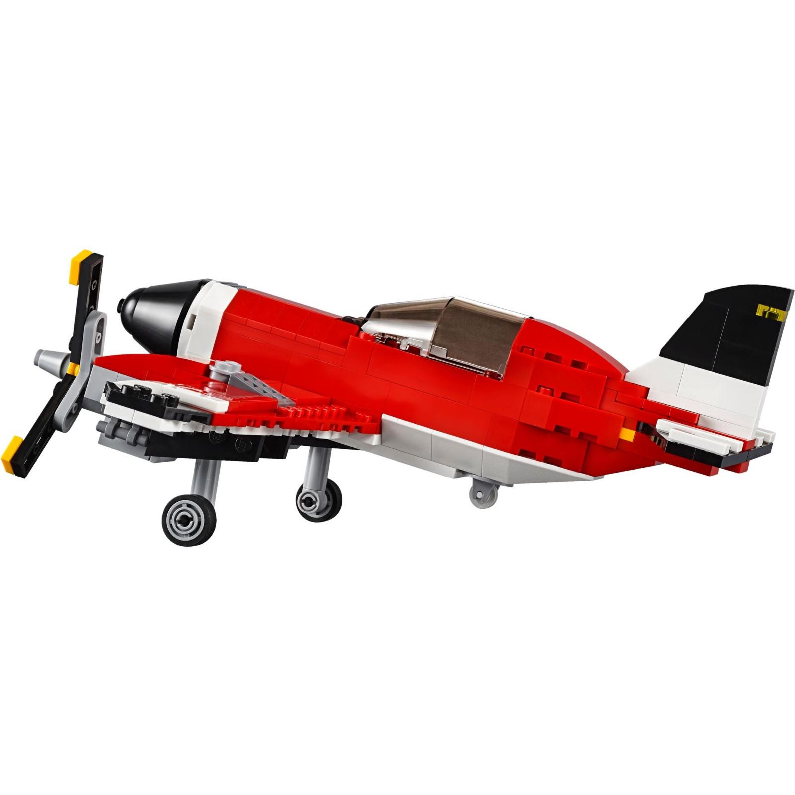 Конструктор LEGO Creator Путешествие по воздуху (31047) изображение 3